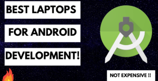 laptops for android development